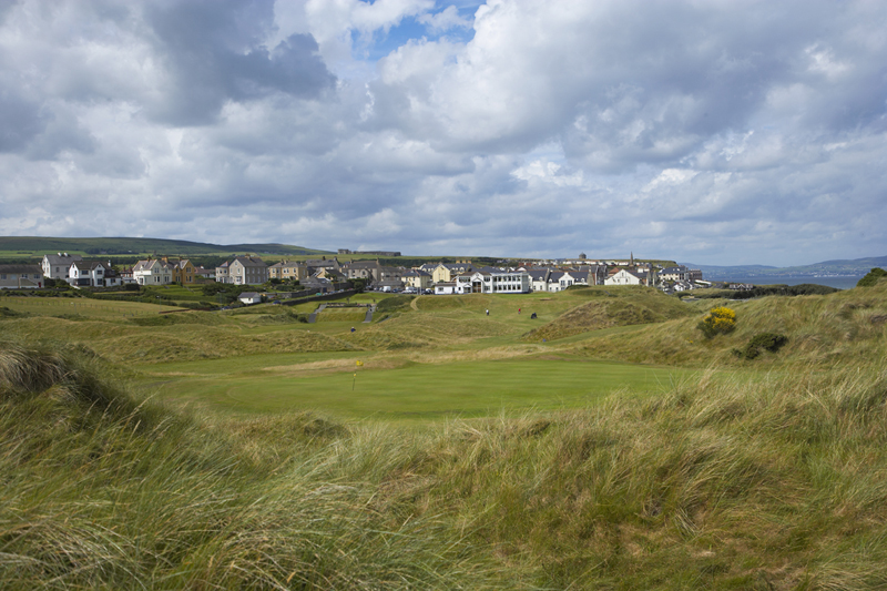 Aghadoe heights hotel spa golf vacations ireland for Hotels near portrush with swimming pool