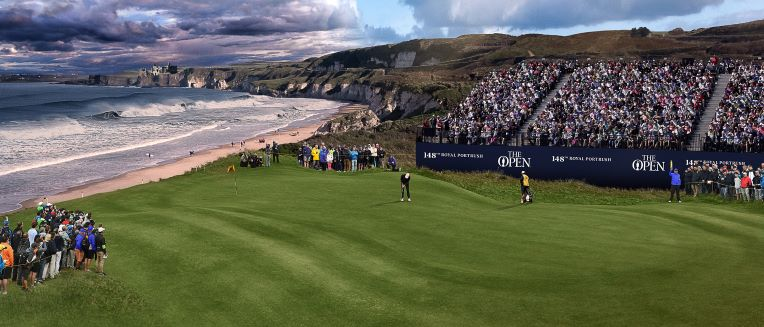 Tickets available to the 148th Open